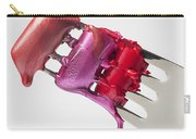 Dripping Lipstick Carry-all Pouch