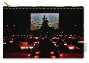 Drive-in Monster Movie Carry-all Pouch