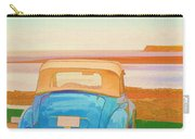 Drive To The Shore Carry-all Pouch by Edward Fielding