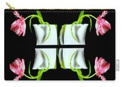 Droopy Tulips Carry-all Pouch
