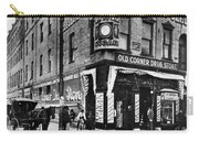 Drug Store, 1890s Carry-all Pouch