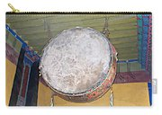 Drum Outside Former Living Quarters Of Dalai Lama In Potala Palace In Lhasa-tibet Carry-all Pouch