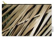 Dry Palm Leaves Carry-all Pouch