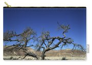 Dry Solitary Tree  Carry-all Pouch