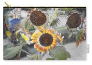 Dry Sunflowers Carry-all Pouch