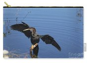 Wet Anhinga Carry-all Pouch