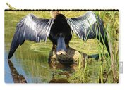 Drying Her Wings Carry-all Pouch
