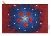 Dual Citizenship 2 Carry-all Pouch by First Star Art
