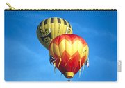 Dualing Ballons Carry-all Pouch
