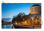 Dublin Four Courts Carry-all Pouch