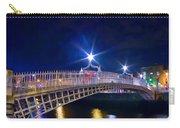 Dublin - Ha'penny Bridge  Carry-all Pouch