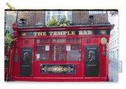 Dublin Ireland - The Temple Bar Carry-all Pouch