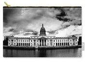 Dublin - The Custom House - Bw Carry-all Pouch