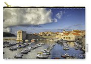 Dubrovnik Harbor Carry-all Pouch