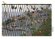 Dubrovnik Love Locks Carry-all Pouch