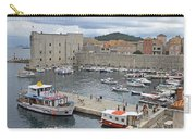 Dubrovnik Old Harbour Carry-all Pouch