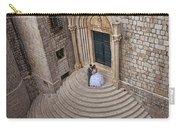 Dubrovnik Wedding Portrait Carry-all Pouch