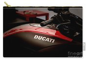 Ducati-unplugged V8 Carry-all Pouch