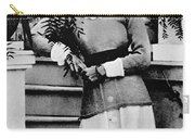 Duchess Of Windsor (1896-1986) Carry-all Pouch