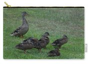 Duck Assembly Carry-all Pouch