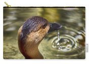 Duck Having Fun Carry-all Pouch