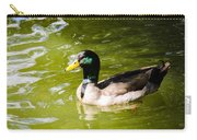 Duck In The Park Carry-all Pouch