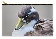 Duck Portrait Carry-all Pouch
