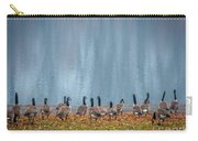 Duck Reflections Carry-all Pouch