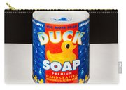 Duck Soap Carry-all Pouch