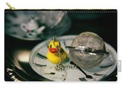 Duck The Hour Carry-all Pouch