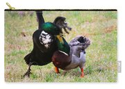 Duck Tussle II Carry-all Pouch