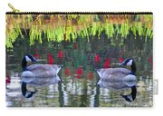 Duckland Pond Reflections Carry-all Pouch