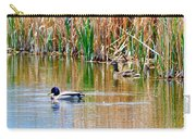 Ducks In A Marsh Carry-all Pouch
