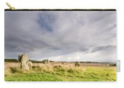 Duddo Stone Circle Carry-all Pouch
