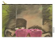 Dude With Pink Sunglasses Carry-all Pouch