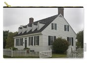 Dudley Diggs House Yorktown Carry-all Pouch