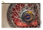 Duesenberg Wheel Carry-all Pouch