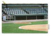 Dugout At The Old Ballpark Carry-all Pouch