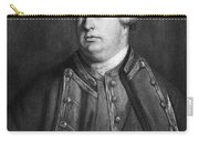Duke Of Cumberland (1721-1765) Carry-all Pouch