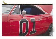 Dukes Of Hazard General Lee Carry-all Pouch