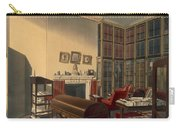 Dukes Own Room, Apsley House, By T. Boys Carry-all Pouch