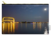 Duluth Harbor At Night Carry-all Pouch