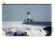 Duluth Harbor Lighthouse Carry-all Pouch