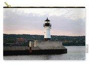 Duluth Mn Lighthouse Skyline Carry-all Pouch