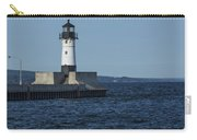 Duluth N Pier Lighthouse 40 Carry-all Pouch