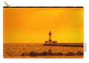 Duluth N Pier Lighthouse 41 A Carry-all Pouch