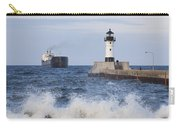 Duluth N Pierhead And Ship 1 Carry-all Pouch