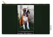 Dumb Bee Eater Boxer II Carry-all Pouch