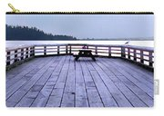 West Vancouver Dundarave Triptych Centre Panel Carry-all Pouch