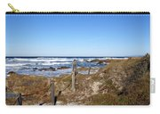 Dune Grass Carry-all Pouch by Barbara Snyder